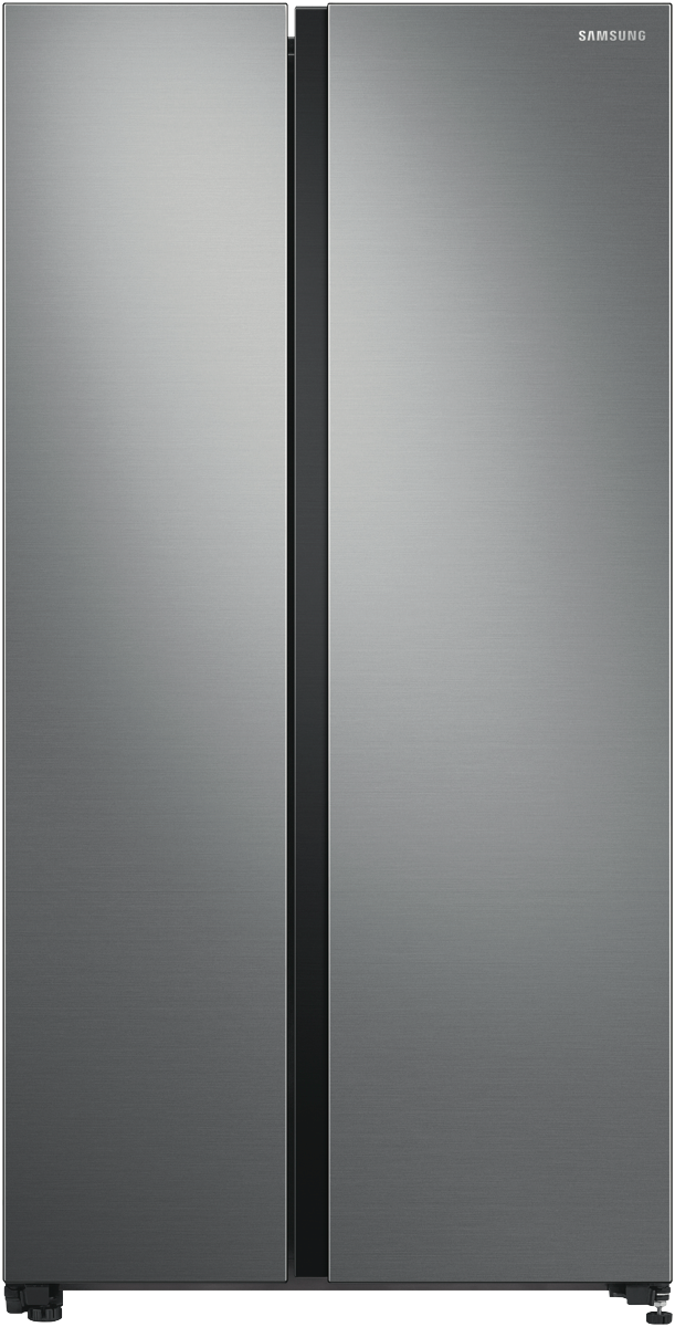 Samsung Srs693nls 696l Side By Side Refrigerator At The