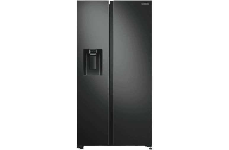 Samsung Srs673dmb 676l Side By Side Refrigerator At The Good Guys