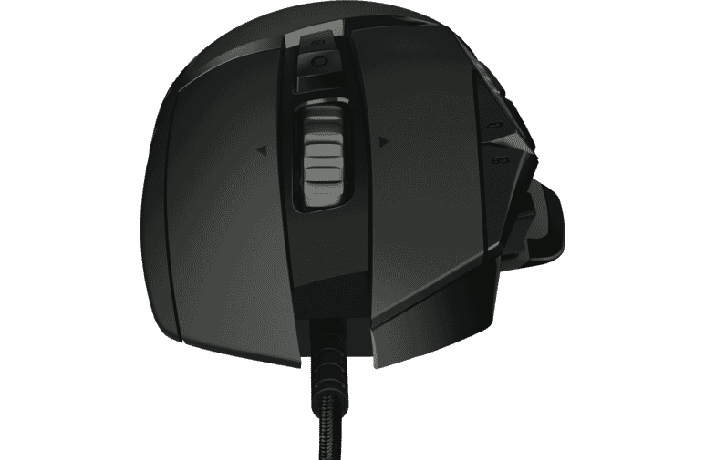 Logitech 4309562 G502 Hero Optical Gaming Mouse at The Good Guys