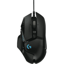 LogitechG502 Hero Optical Gaming Mouse50065262