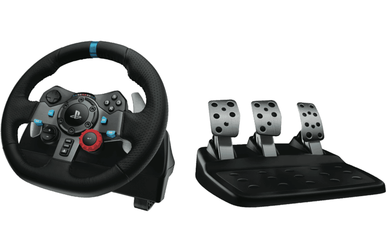 Logitech 2982903 G29 PS4 Driving Force Racing Wheel at The Good Guys