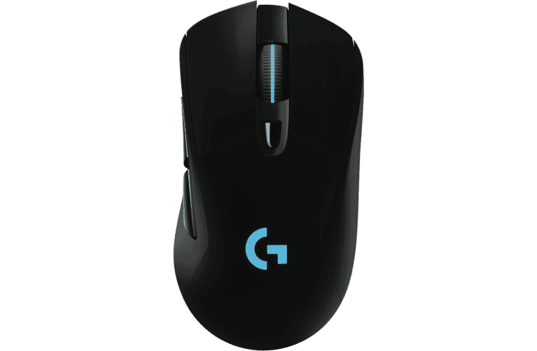 Logitech 4495614 G703 Lightspeed Wireless Gaming Mouse At The Good