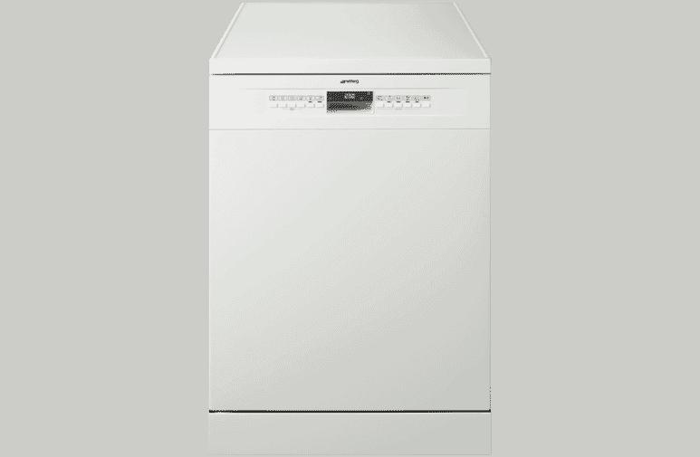Smeg 60cm White Dishwasher  DWA6315W2
