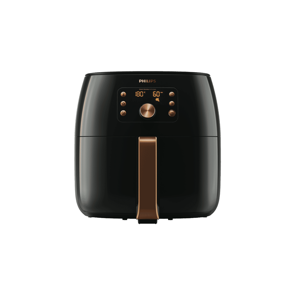 Philips Hd9861 99 Airfryer Xxl Digital Smart Black At The Good Guys