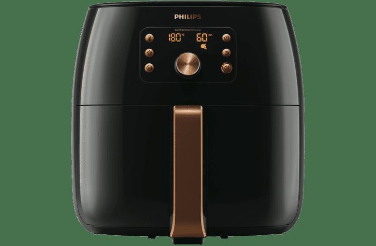 Philips HD9861/99 Airfryer XXL Digital Smart Black at The Good Guys