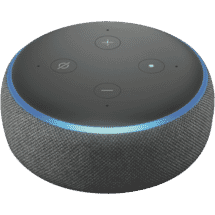 AmazonEcho Dot (3rd Gen) with Alexa (Charcoal)50067357