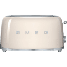 Smeg50's Retro Style 4 Slice Toaster - Cream50067740