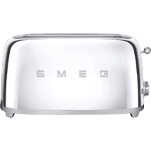 Smeg50s Retro Style 4 Slice Toaster - Chrome50067742