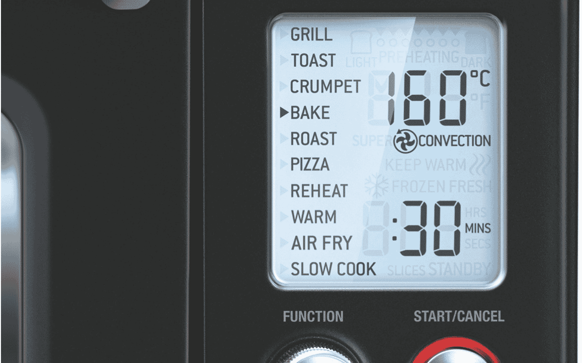 Breville Bov860btr The Smart Oven Air Fryer At The Good Guys
