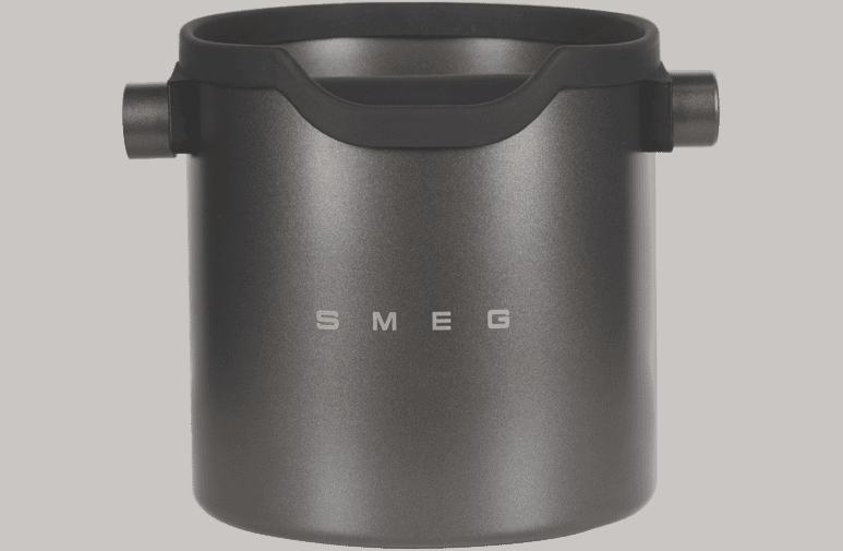 Smegcoffee Knock Box Black