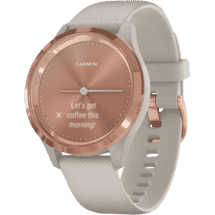 GarminVivomove 3S Watch Sml (Rose Gold-Sand)50067846
