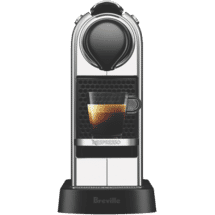 NespressoCitiz Capsule Coffee Machine - Chrome50068199