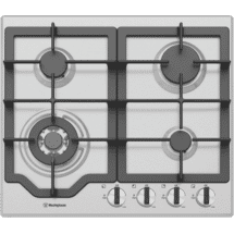 Westinghouse60cm Gas Cooktop - Stainless Steel50069005