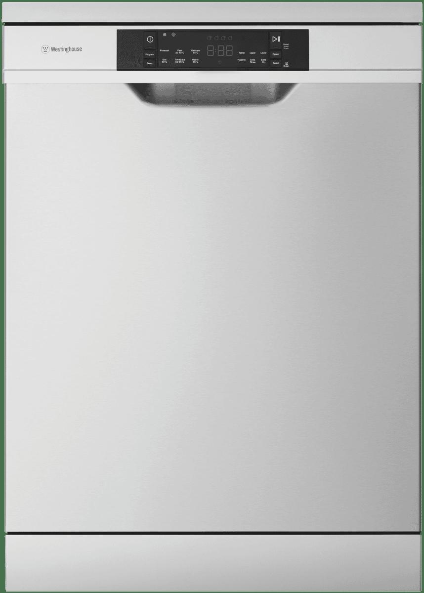 Image of Westinghouse60cm Dishwasher - Stainless Steel