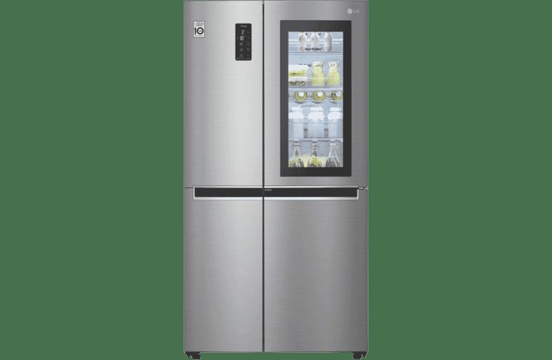 LG 687L InstaView Refrigerator  GS-VB680PL