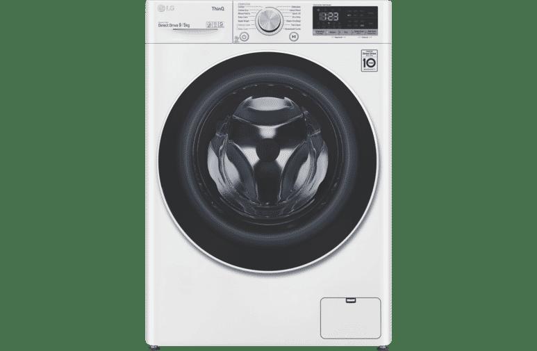 LG 9kg-5kg Combo Washer Dryer  WVC5-1409W