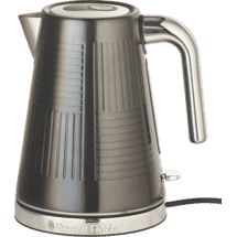 Russell HobbsGeo Steel Black Stainless Steel Kettle50070790