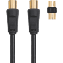 LinsarAntenna Cable with Adaptor 2m50071440