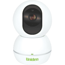 UnidenPan & Tilt HD Smart Baby Camera with APP Access50072222