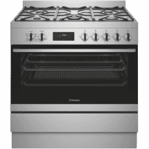 Westinghouse90cm Dual Fuel Upright Cooker50072505