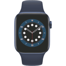 AppleWatch S6 44mm Blue AL Navy SP CEL50072908