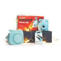 InstaxInstant Photo Kit - Sky Blue50073257