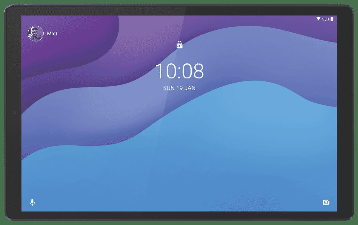 Image of Lenovo Tab M10 10.1