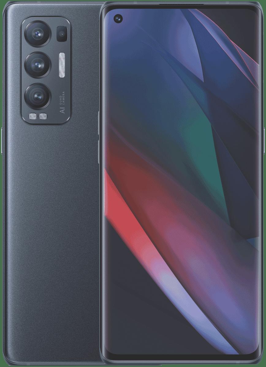 Image of OPPOFind X3 Neo 256GB Starlight Black