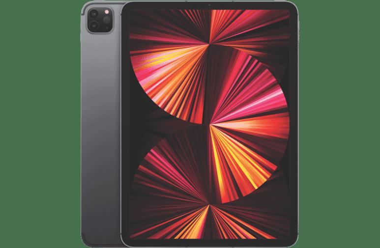 """Apple MHQW3X/A iPad Pro 11"""" Wi-Fi 512GB - S/Grey 2021 at ..."""