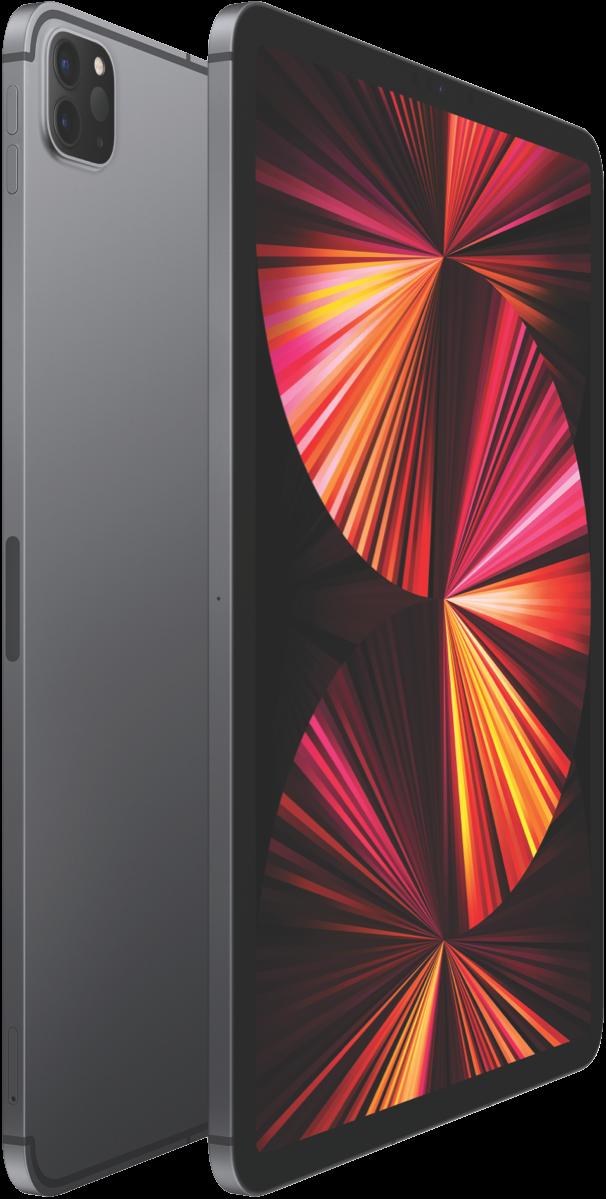 "Apple MHW73X/A iPad Pro 11"" WiFi Cell 256GB - S/Grey 2021 ..."