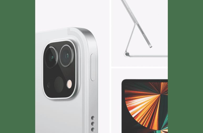 "Apple MHW83X/A iPad Pro 11"" WiFi Cell 256GB - Silver 2021 ..."