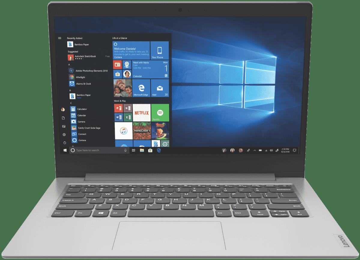 """Image of LenovoIdeaPad Slim 1 14"""" Laptop"""